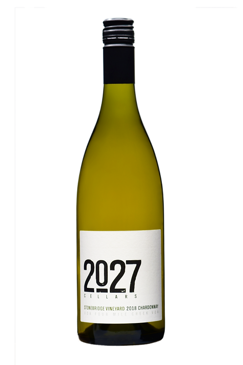 2018 Stonebridge Vineyard Chardonnay