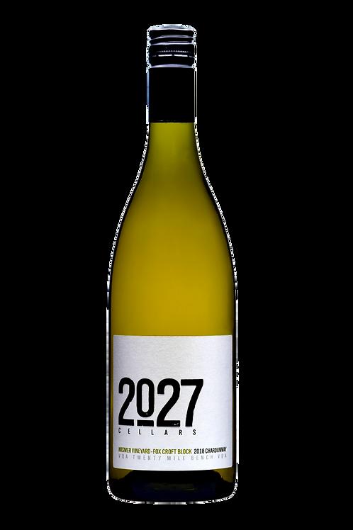 2019 Wismer Vineyard-Fox Croft Block Chardonnay