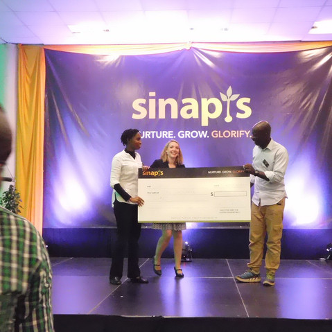 2017 Sinapis Business Plan Competition