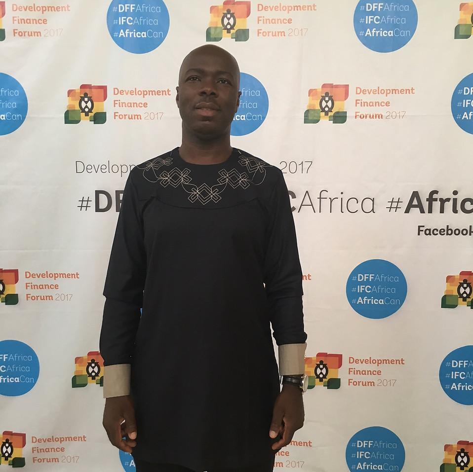 World Bank - IFC Development Finance Forum 2017 - Accra