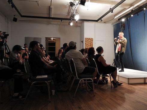 Matt Graham at Kimball Studio.JPG
