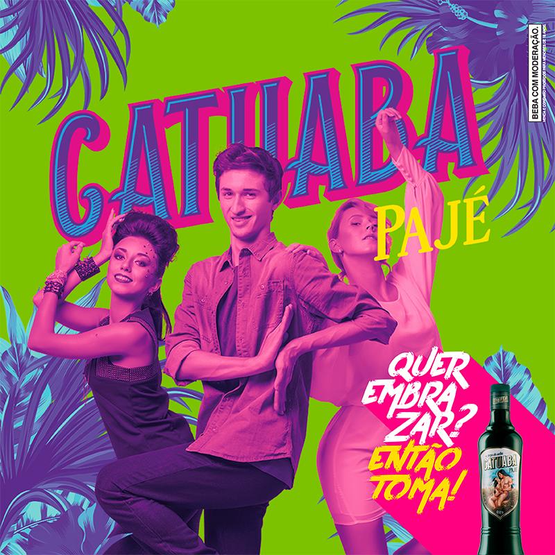 Catuaba Pajé - Quest Comunicação - Think Big