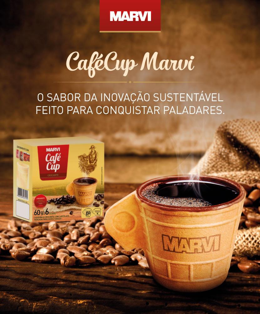 Café Cup Marvi
