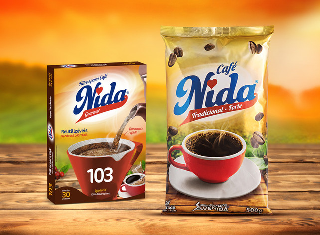 Cafe Nida - Quest Comunicação - Think Big