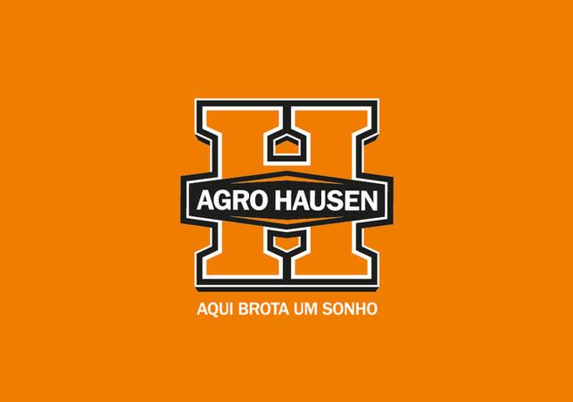Logo Agro Hausen - Quest Comunicação