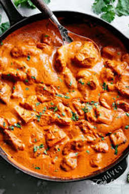 SINGLE BUTTER CHICKEN CURRY