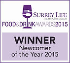 Art of Curry | Surrey Life Food & Drink  2015 Winner of Newcomer of the Year 2015