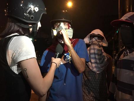 Venezuelan Opposition Threatens To Lynch American Journalist Abby Martin