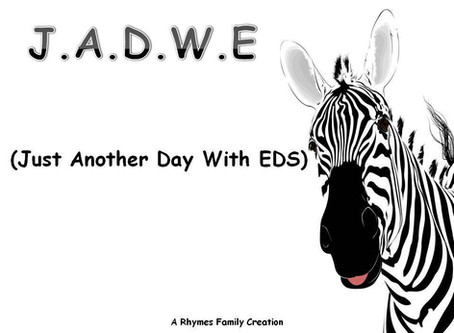 My Life With Ehlers Danlos Syndrome, A Synopsis: UPDATED