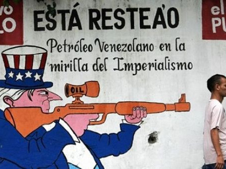 US Announces New Sanctions on Venezuela in Interventionist Move