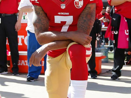 RMG's #IndependentMediaMonday Highlight: Colin Kaepernick dilemma: The NFL really is a plantatio