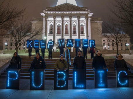 RMG's #IndependentMediaMonday: Water for Profit: Haiti Comes to Flint