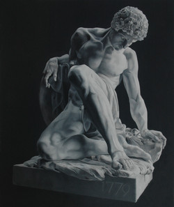 Gladiator Mourant (Louvre Museum