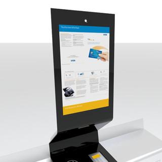 Interactive kiosk concepts