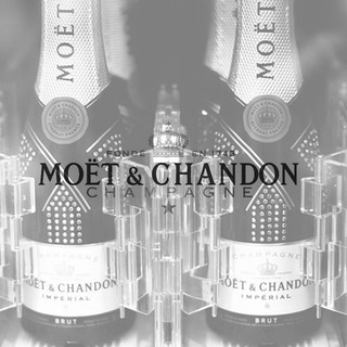 Moët & Chandon Champagne Vending Machine