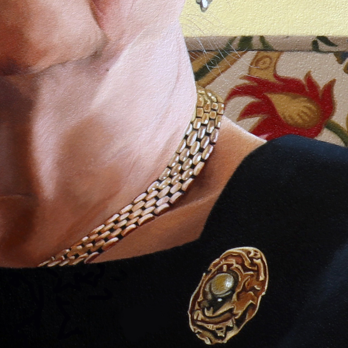 Jewellery detail