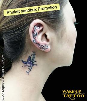 Phuket sandbox Promotion   Tattoo   Patong, Phuket