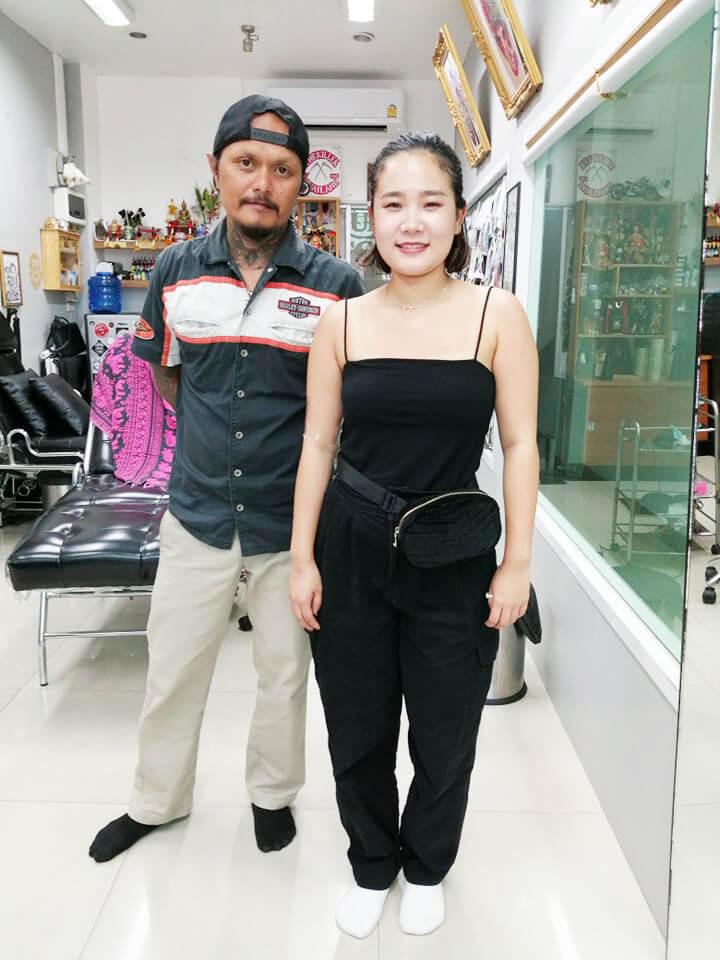 Customer from Japan