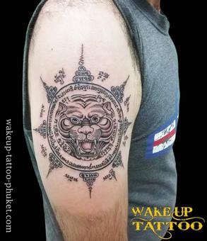 Phuket sandbox Promotion   Tattoo studio in Patong