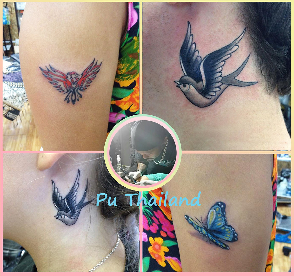 small tattoo by Pu Thailand