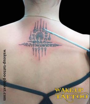 Bamboo Tattoo by Wake up Tattoo Phuket