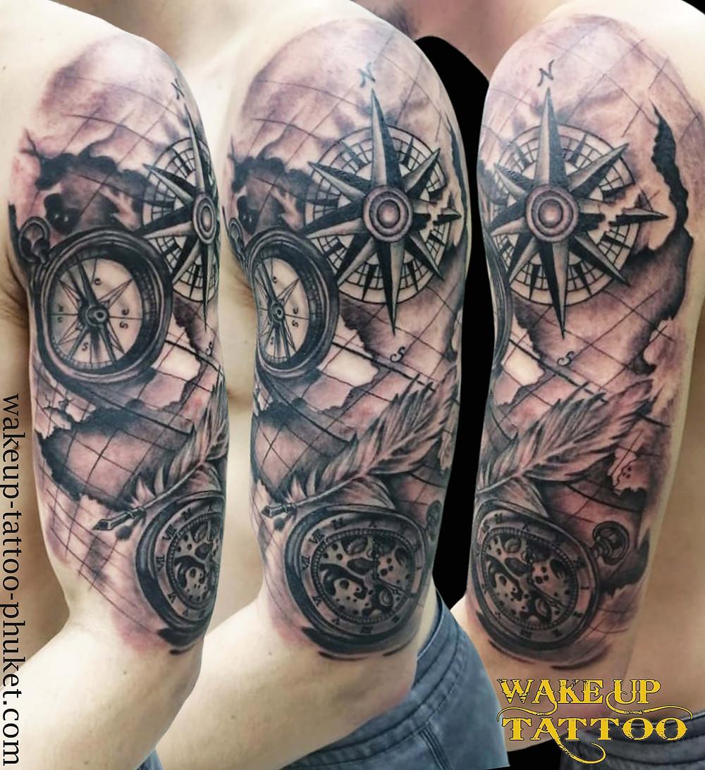 Miss my machine from Wake up Tattoo Phuket