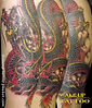 Japanese Dragon Tattoo by Wake up Tattoo Phuket