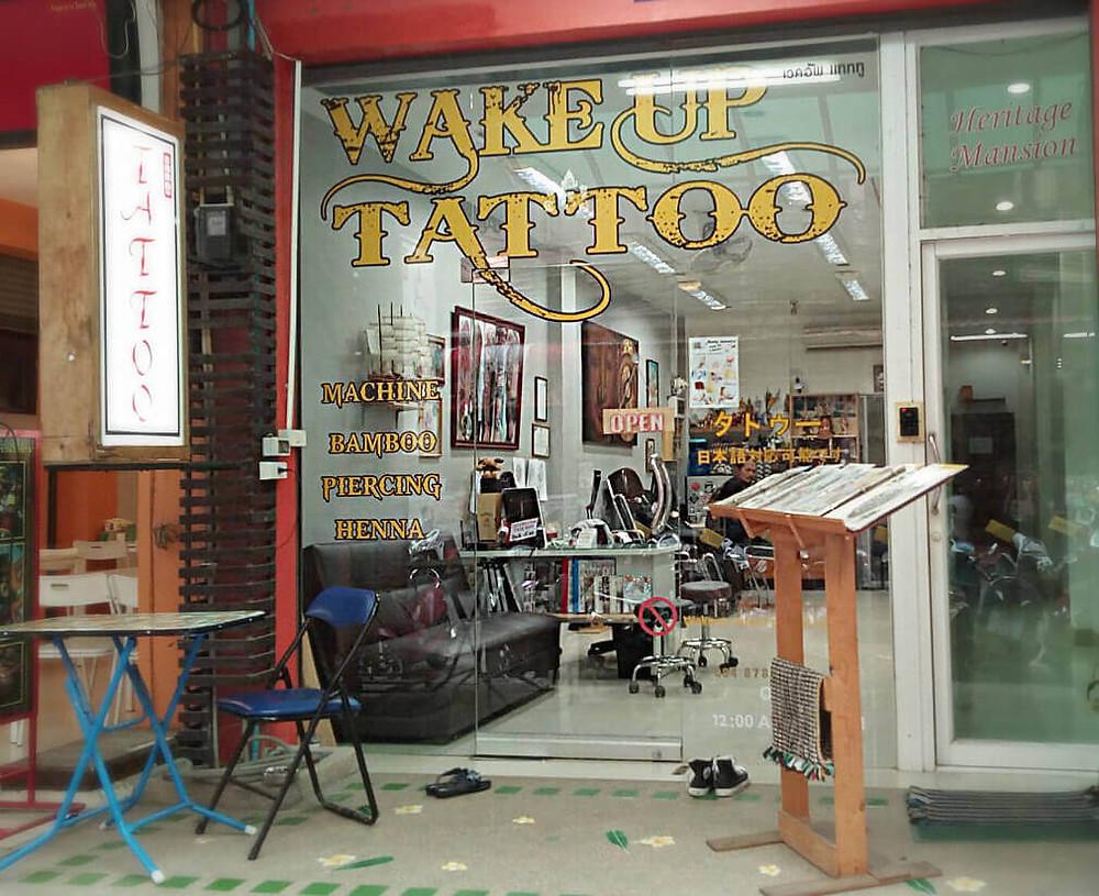 Tattoo Patong Studio by Wake up Tattoo Phuket