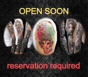 Tattoo Patong Studio at Wake up Tattoo Phuket