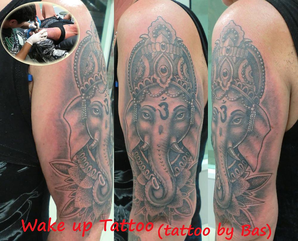Tattoo by Bas