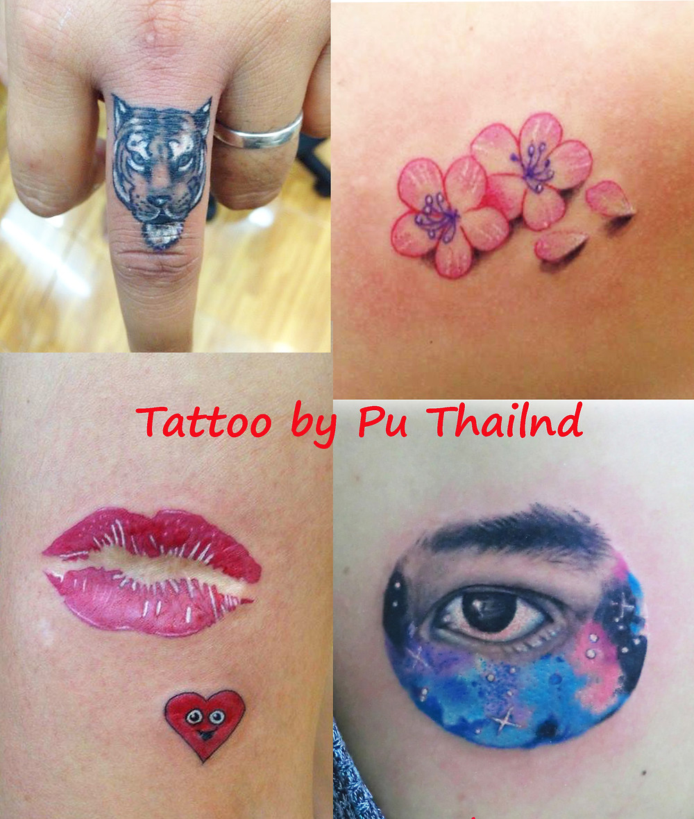 Tattoo by Pu Thailand