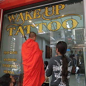 Wake up Tattoo Phuket photo