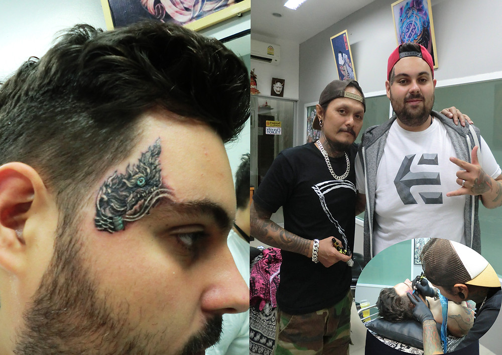 How are you my friend by Wake up Tattoo Phuket