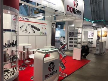 Fastener fair 2019-Dorema stand