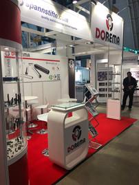 Fastener fair 2019-Dorema stand2