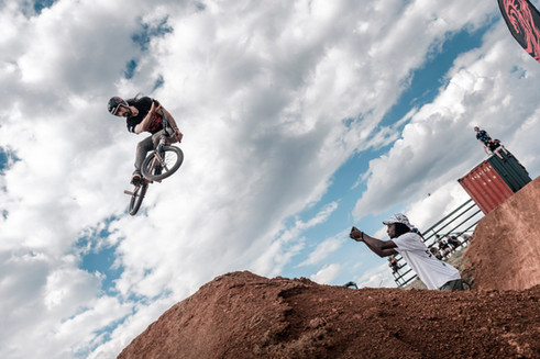 BMX Pitch and Ride