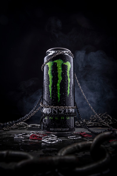 Monster Energy Chained