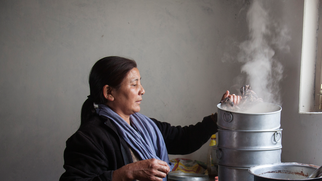 Improved Clean Cookstoves