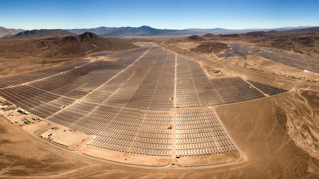 Utility-Scale Solar Photovoltaics