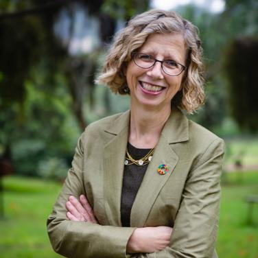 Inger Anderson, Keynote