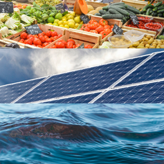 H: Governance in a Changing World: Food, Energy and Water
