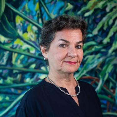 Christiana Figueres, NCSE Lifetime Achievement Award Winner