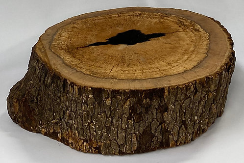 Wood Slice Cake Stand