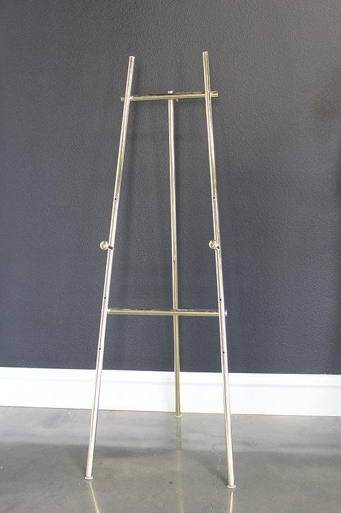 Brass Floor Easel