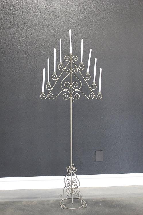 9 Light Candelabra