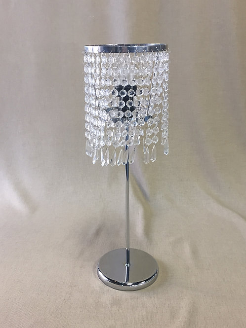 "Bling Table Chandelier 22.5"" Tall"