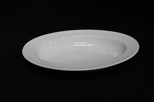 Porcelain Oval Bowl