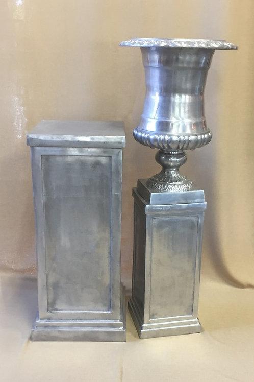 Aluminum Pedestal