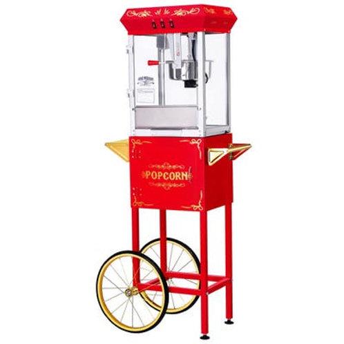 Popcorn Machine on Stand