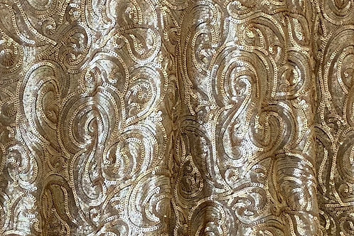 Sequin Swirl - Multiple Color Options